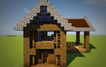 T-Shaped House