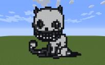 The Judge Pixel Art