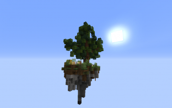 Minecraft Islands creations