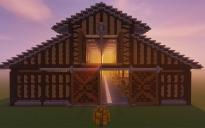 Medieval Pole Barn