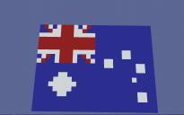 Flag of Australia(Small)