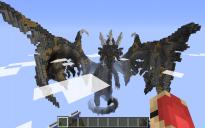 Huge Black Dragon