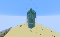 Medieval Tower (simplified version [with only OAK wood])