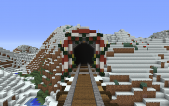 Christmas Tunnel | For Addexio