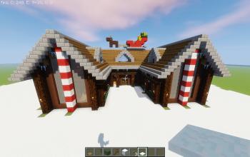 Christmas-Villa for addexio