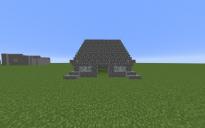 Simple Cobblestone House