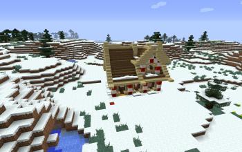 Christmas House For Addexio