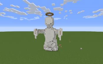 Engel Statue