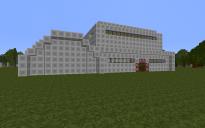 Modern/Futurist Army Base