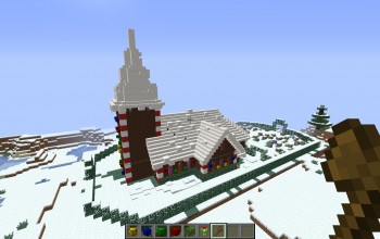 Christmast Church For Addexio