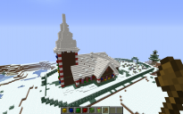 Christmast Church For Addexio
