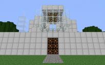 Futuristic Redstone Gate