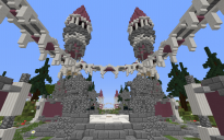 The Kordex Fortress - Factions/Survival Spawn