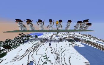Snowman Poses V3