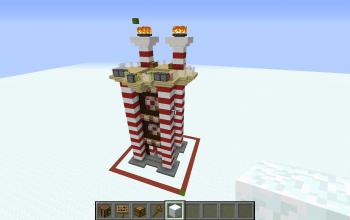 Firework Tower
