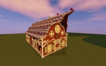 Gingerfluff House