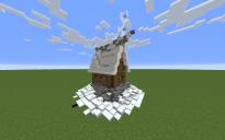 Addexio snø hus