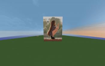 Giant pixel art 2