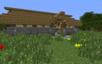 Small Medieval Barn