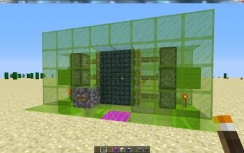 Piston Door 2x3