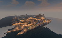 U.S.S Trident [Fully Furnished]