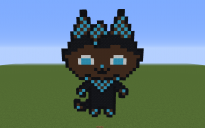 Mystic Pixel Art (DeviantArt request)