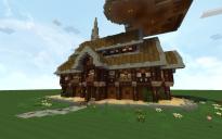 Big spruce house