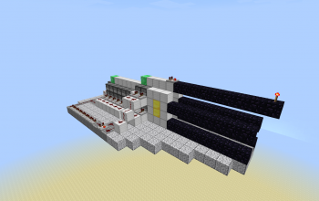 Worlds Most Powerful Tnt Cannon
