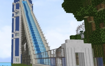 Water Slide with Slime Fun Elevator