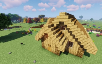 Traditional Oak House