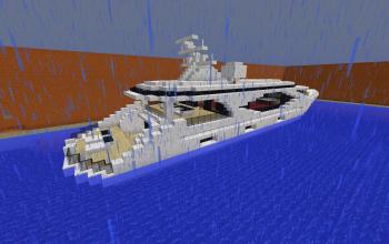minecraft huge pirate ship download