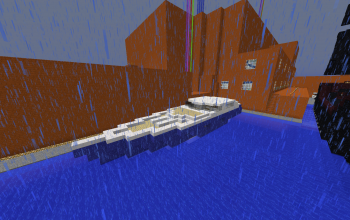 small yacht