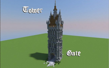 Tower Gate (ZeroHero1458)