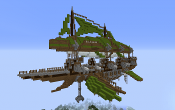 Minecraft Boats creations