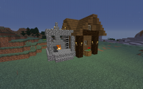 Spruce Village Pack - Blacksmith