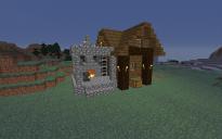 Spruce Village Pack - Blacksmith