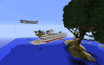 minecraft boats creationsroyal star cruise zone