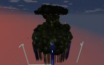 Wood elf's island