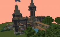 Fully Furnished Castle