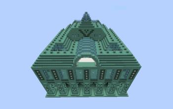 Полу подводный Храм