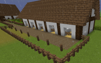 Horses Stable