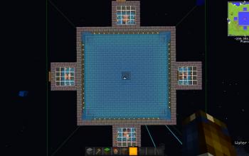 Simple Effieciency iron farm