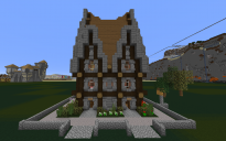 Middle Ages tavern