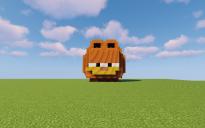 Garfield Head