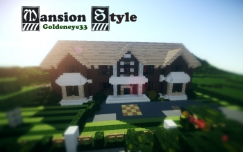 Mansion Style House | 1.6.2