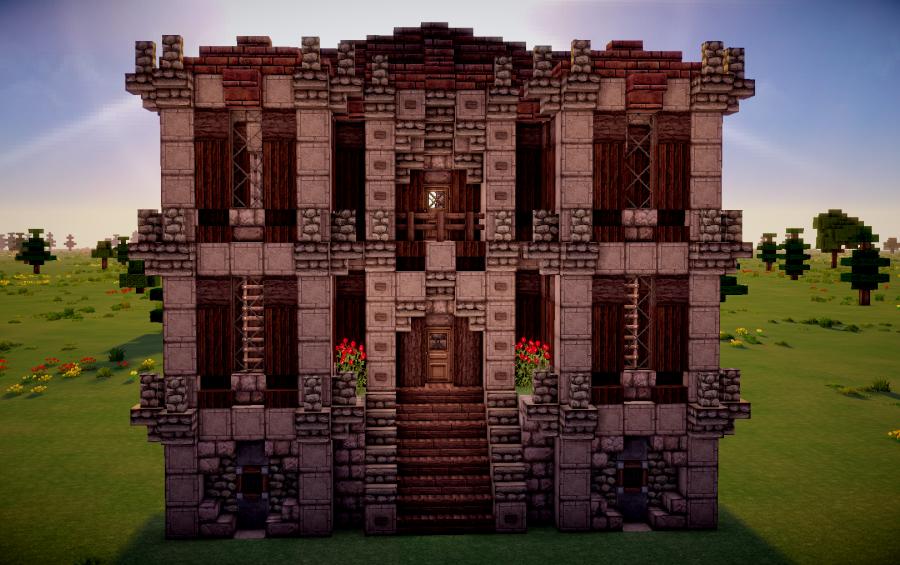 Nice Looking House  Creation  13280