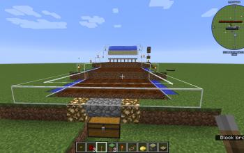 3 level auto farm harvester