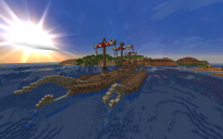 HTTYD Dragon Hunters Ship
