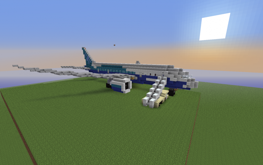 Simple Airplane Creation 1331