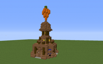 Carrot Temple